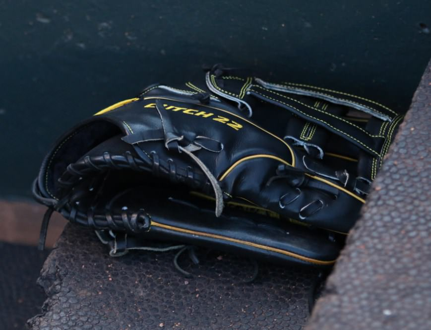 ... McCutchen / Andrew McCutchen's Nike SHA/DO Elite J H-Web Glove