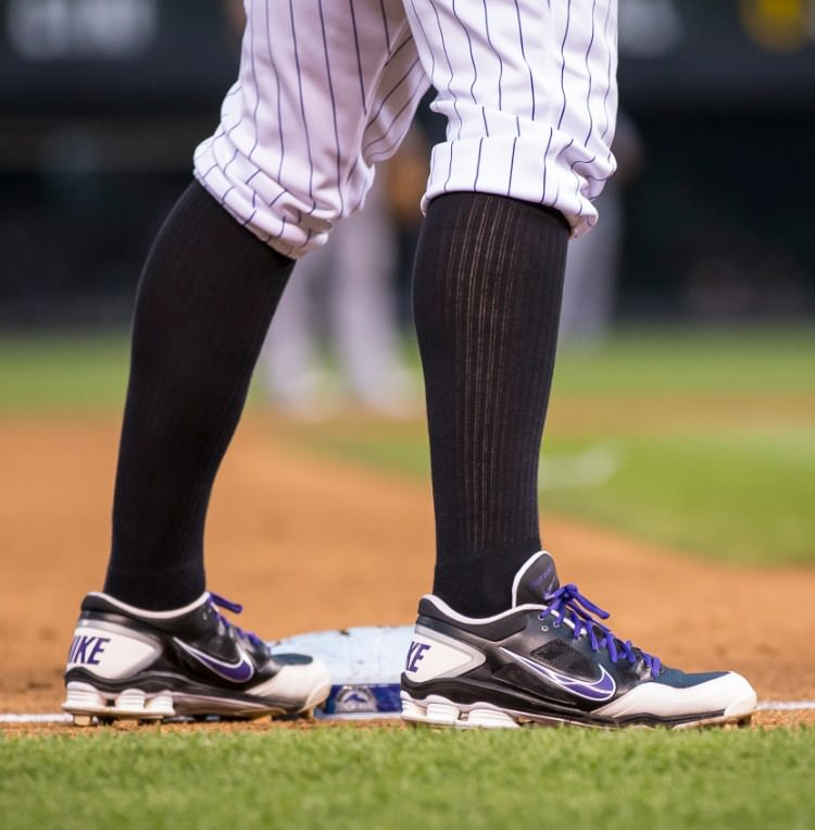 What Pros Wear Wpw Report Cleat Brand Usage Major League