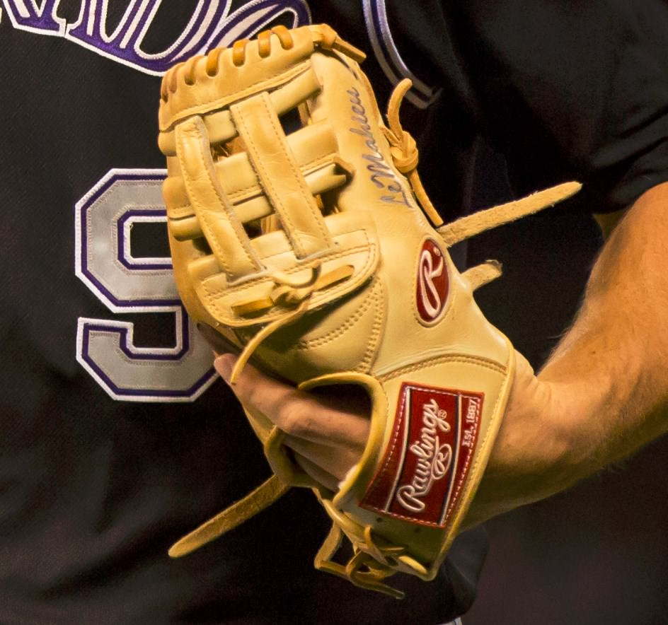 What Pros Wear DJ LeMahieu's Rawlings Pro Preferred ...