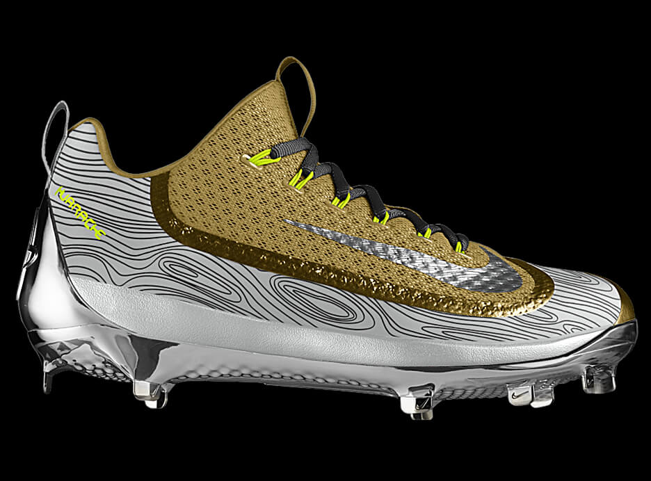 nike huarache baseball cleats 2016