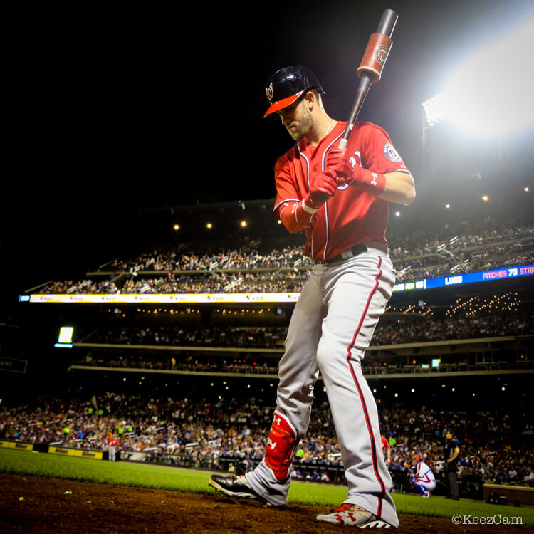 What Pros Wear Bryce Harper's Belgard Leg Guard (UA ... Bryce Harper Outfield