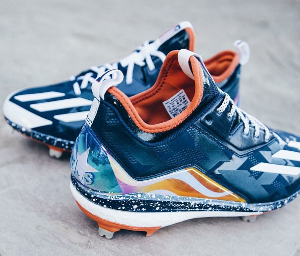 Carlos Correa adidas Boost Icon 2 Cleats 3