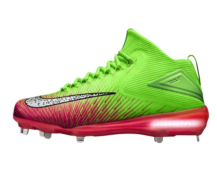 official photos b1534 0aa2c Nike Zoom Trout 3 Cleats Nike Zoom Trout 3 Cleats  Nike Lunar Trout 2 Turf  Blueprint