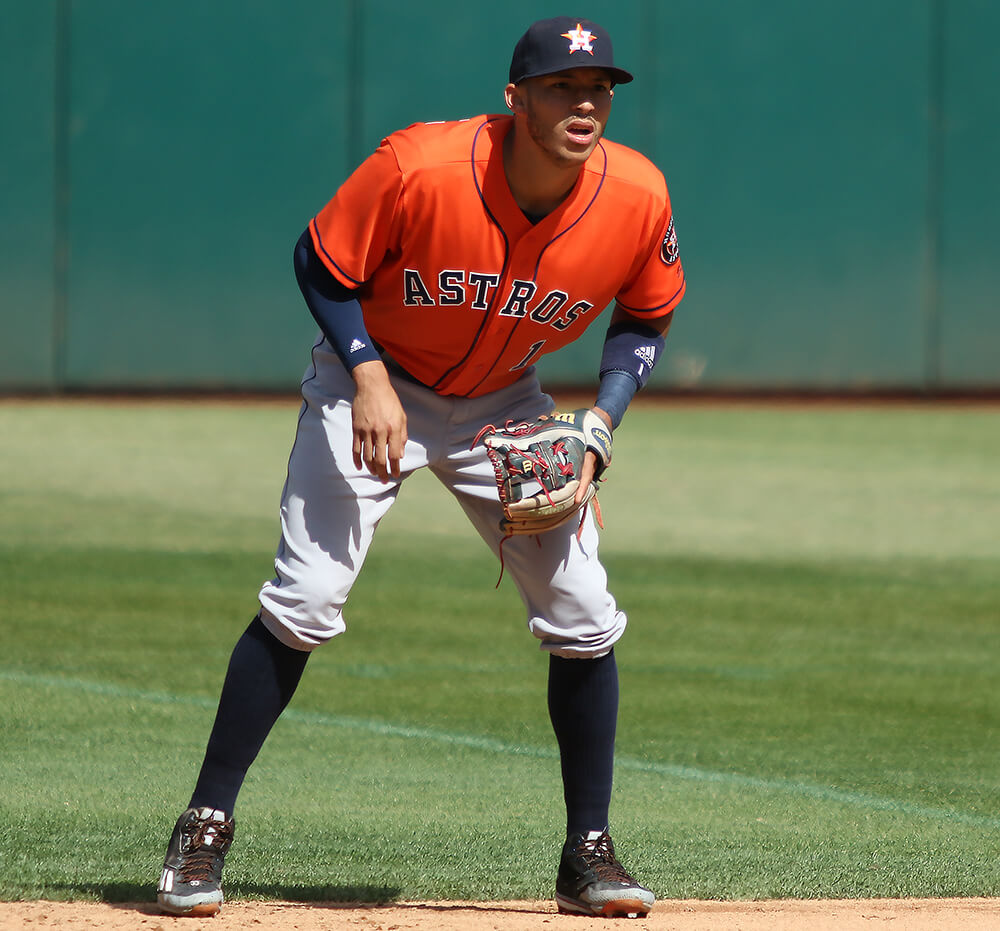 Correa at Short