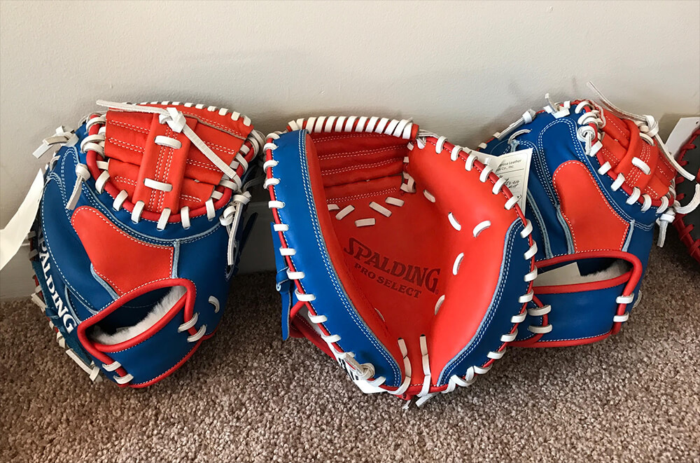 Spalding Training Gloves Cubs