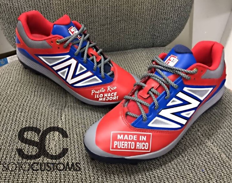 Francisco Lindor New Balance Cleats