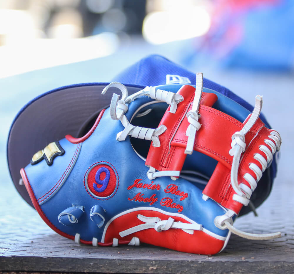 Rico Baseball Gloves : What pros wear top world baseball classic gloves