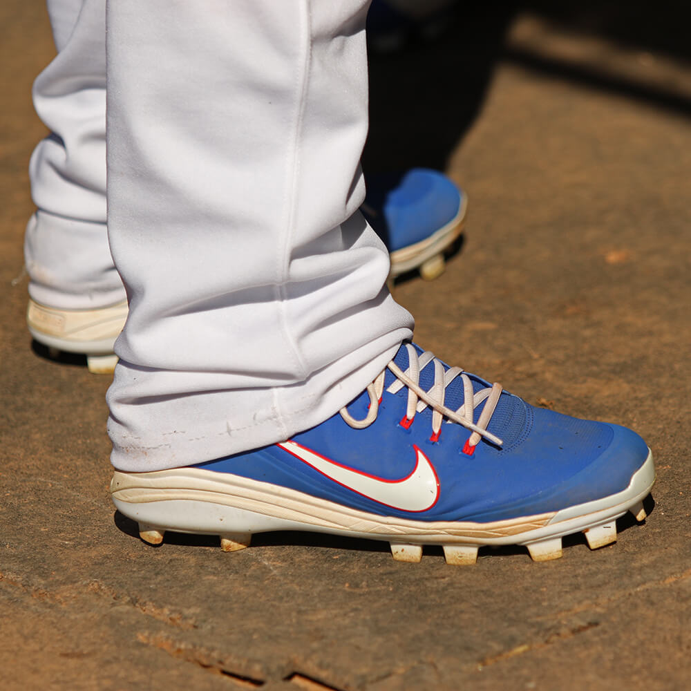 Corey Seager Nike Clipper Cleats