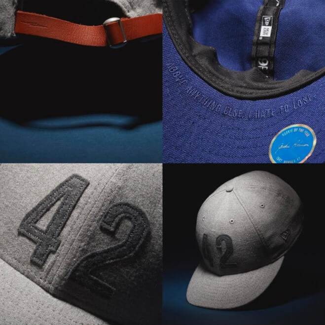 New Era Jackie Robinson Hat