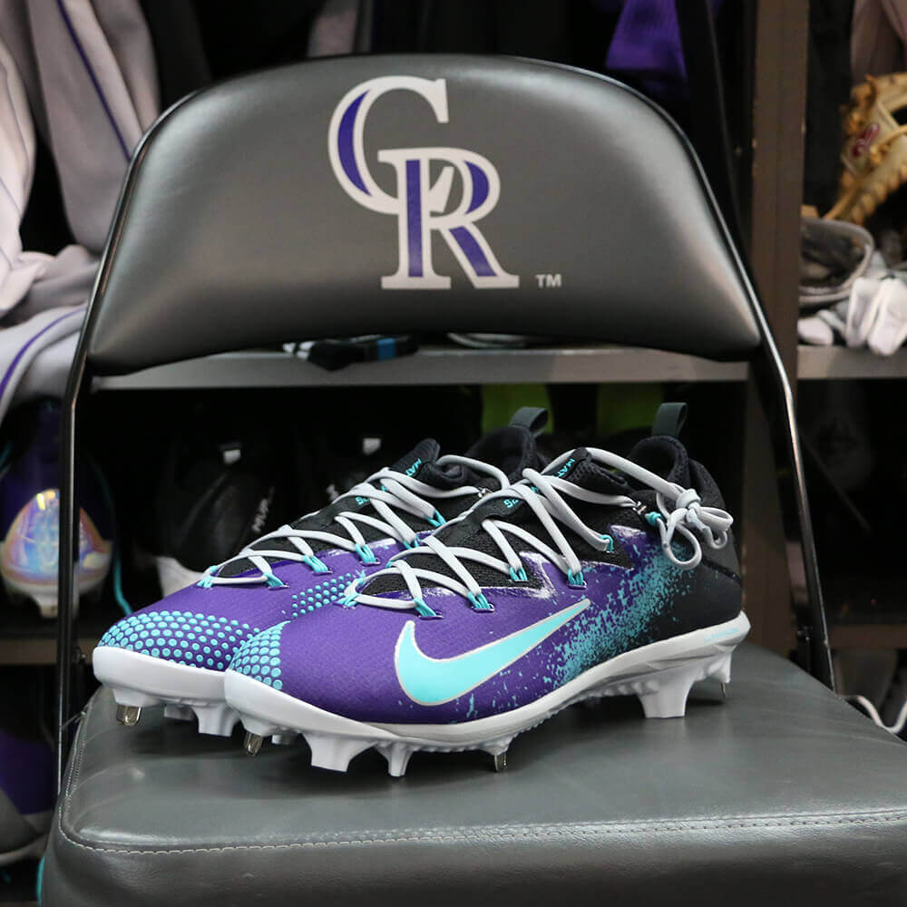 Nolan Arenado Ultrafly Cleats 2017