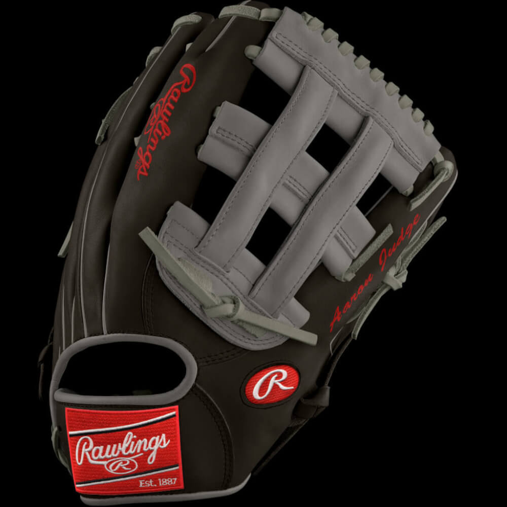 What Pros Wear Aaron Judge's Rawlings Pro Preferred PROS303-6KN Glove What Pros Wear