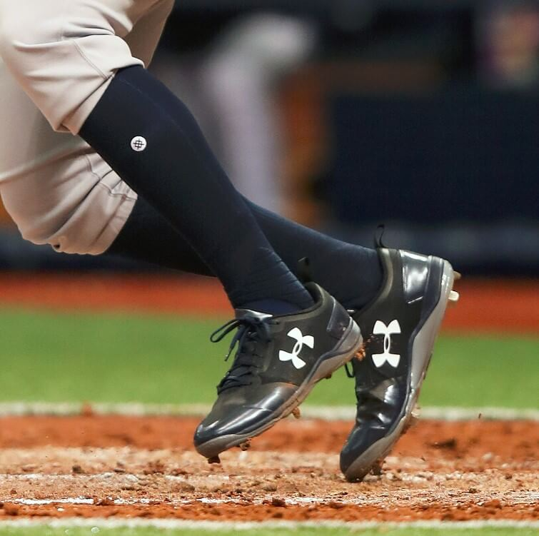What Pros Wear Aaron Judge S Under Armour Yard Low St