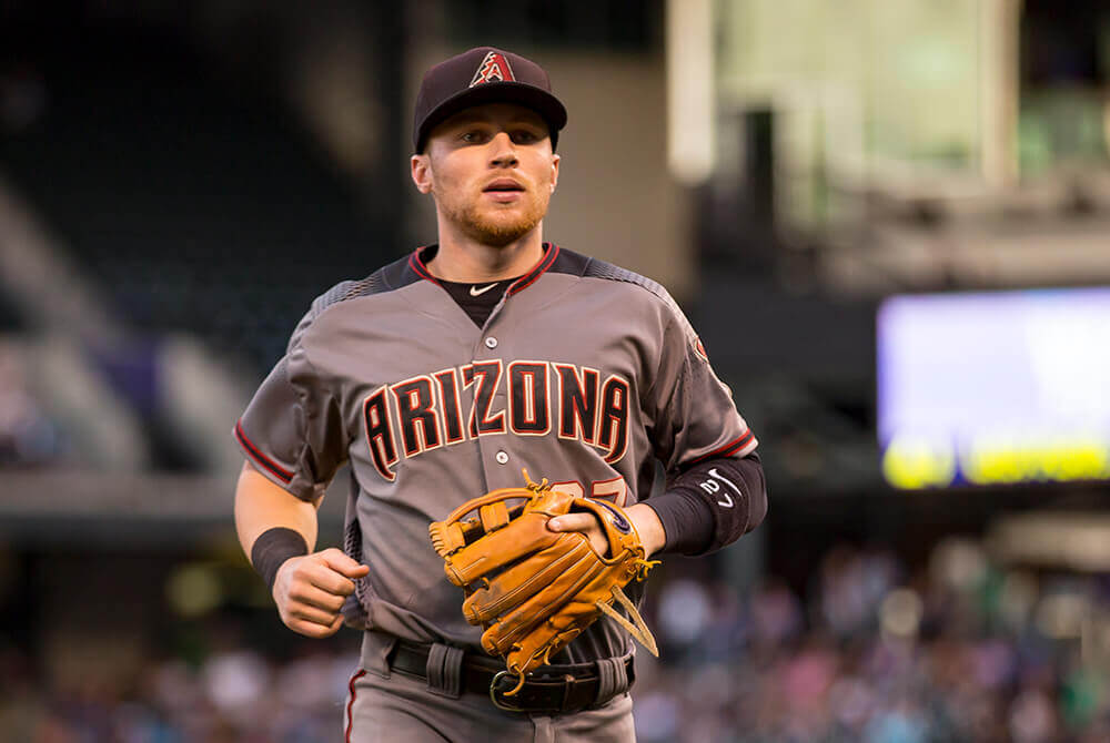 Brandon Drury Nike SHA DO Glove