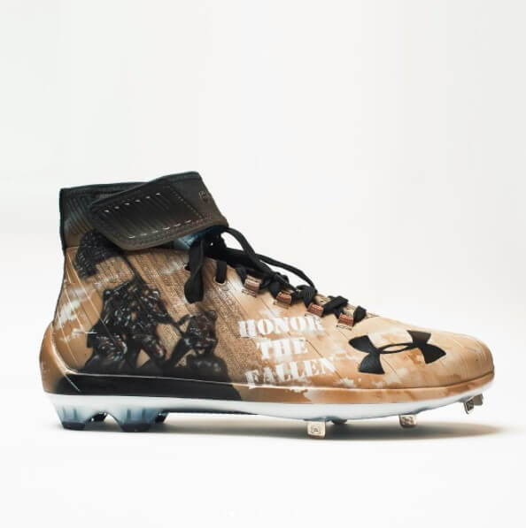 Bryce Harper 2 Cleats 2