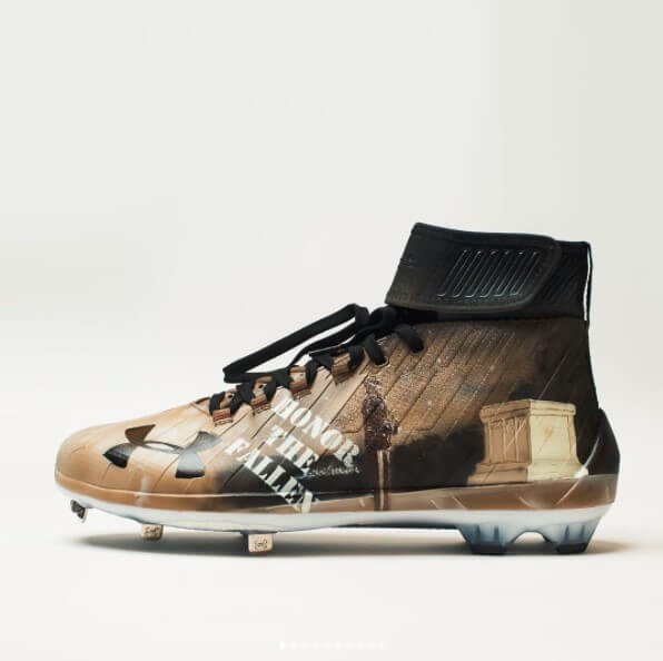 Bryce Harper 2 Cleats