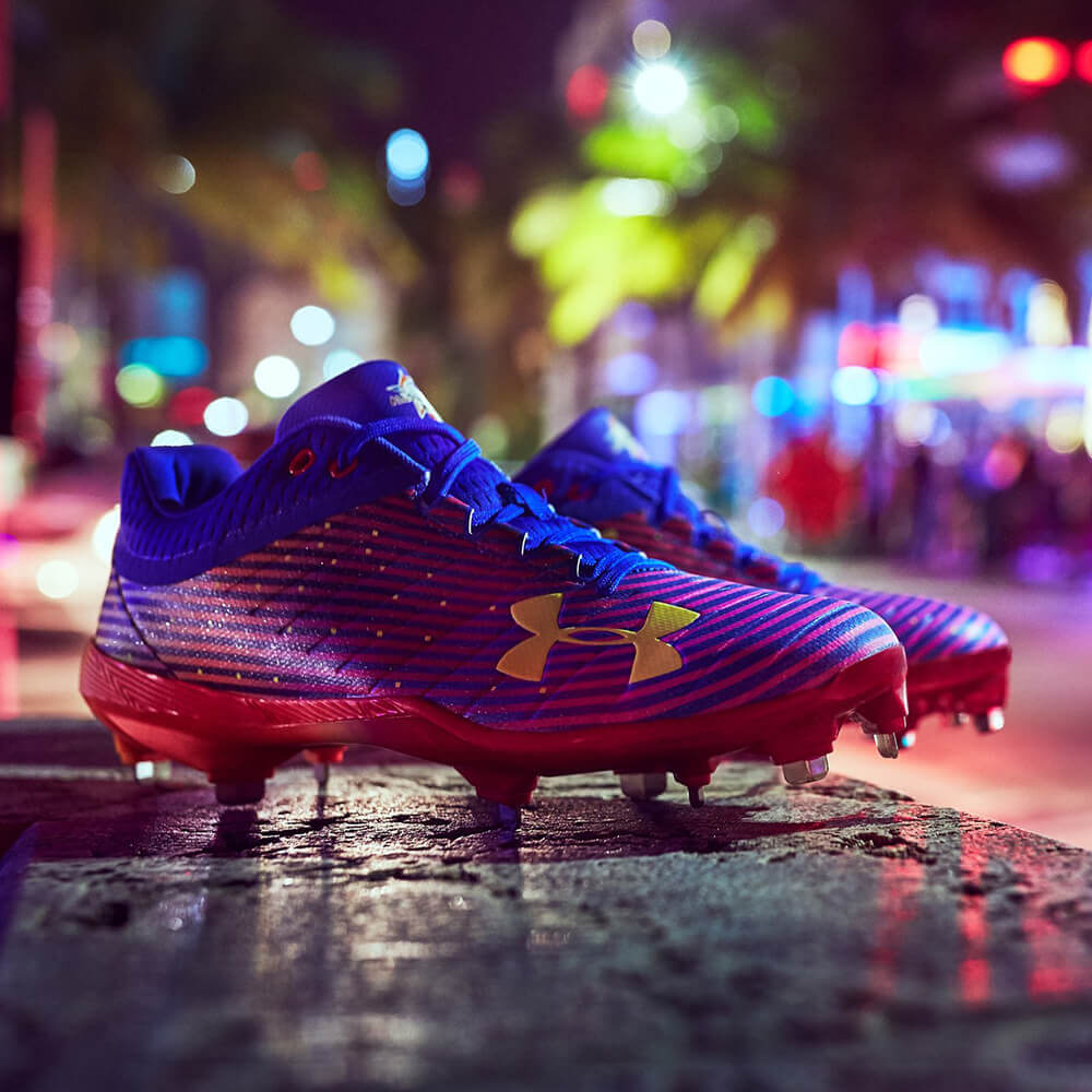 What Pros Wear Cody Bellinger S Under Armour Yard Low Dt