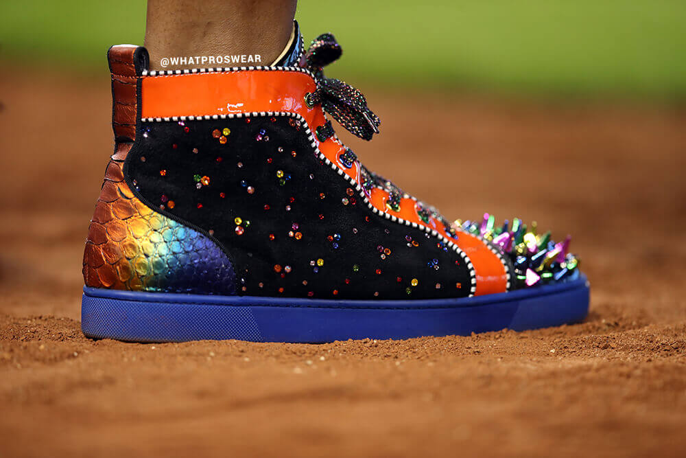 Flo Rida Shoes All-Star Game