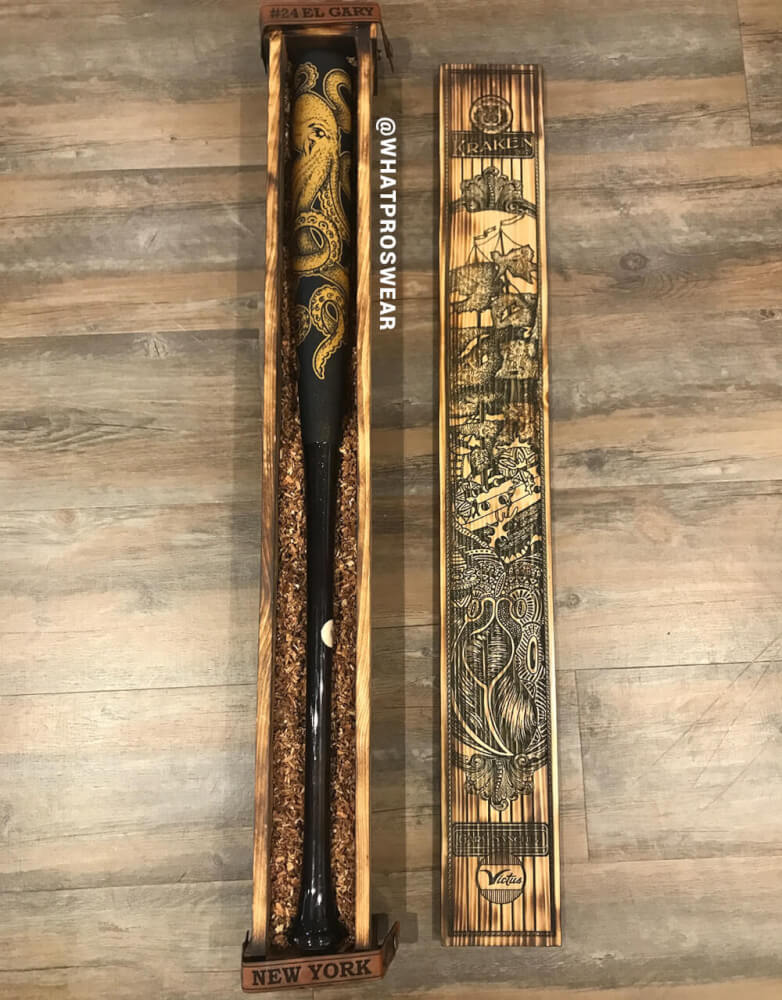 Gary Sanchez Derby Bat