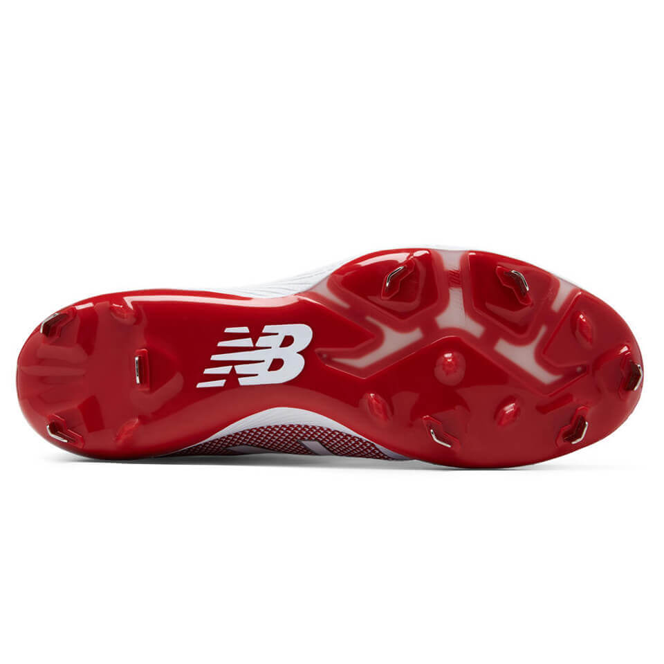 New Balance 4040v4 Cleats Bottom