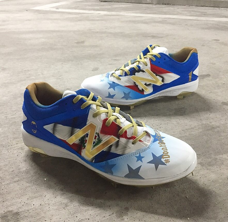 amed rosario cleats