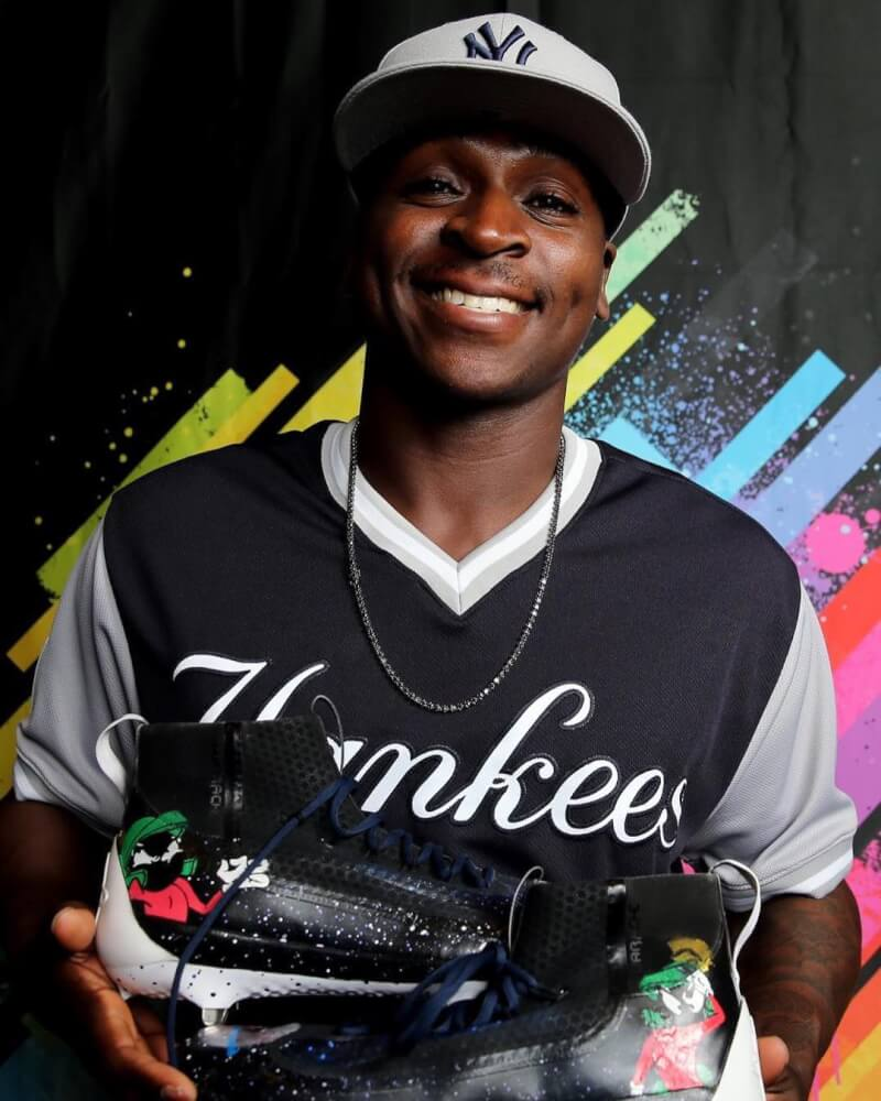 Didi Gregorius Players Weekend Cleats