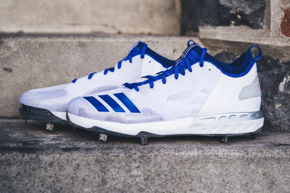 What Pros Wear Kris Bryant S Adidas Icon 3 Pe Cleats What