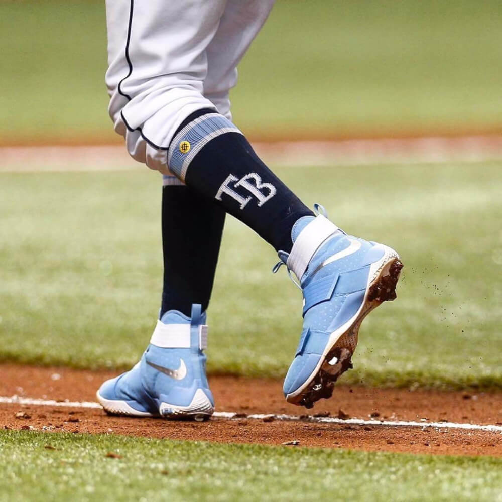 tim beckham cleats