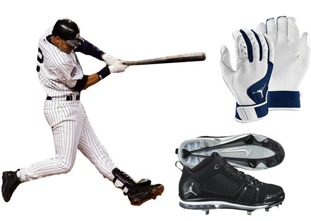 What Pros Wear What The Pro Wears Derek Jeter Batting