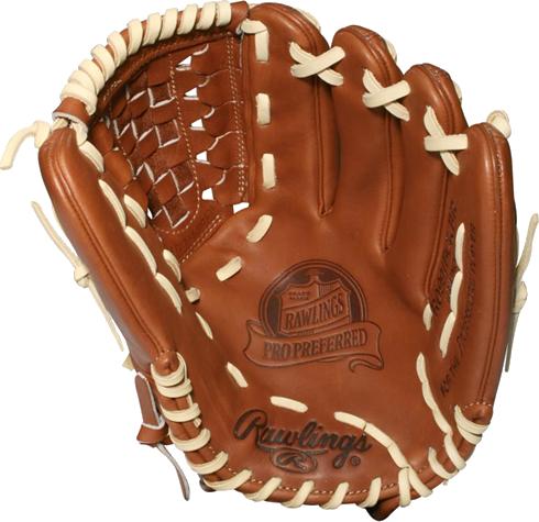 Tim Lincecum glove, Rawlings, Rawlings Pro Preferred, PROS991BCBR