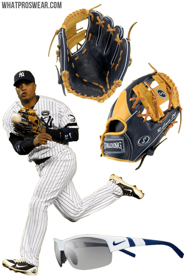 What Pros Wear What the Pro Wears: Robinson Cano (Glove, Sunglasses) What Pros Wear