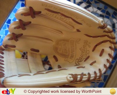 Chase Utley Glove