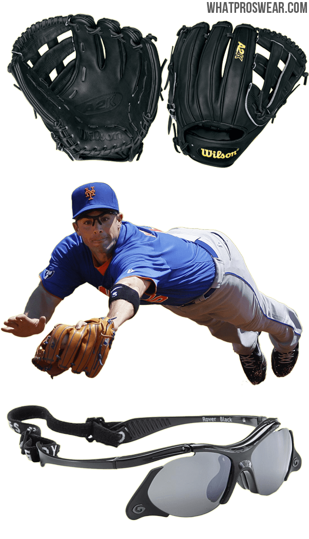 30abd64163 What Pros Wear What the Pro Wears  David Wright (Glove