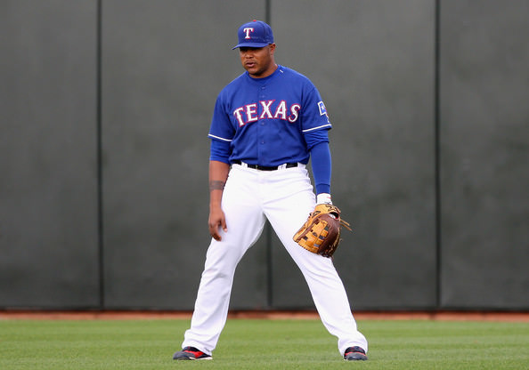 andruw jones texas