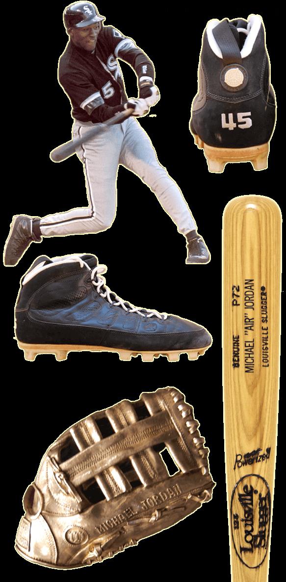 michael jordan baseball shoes