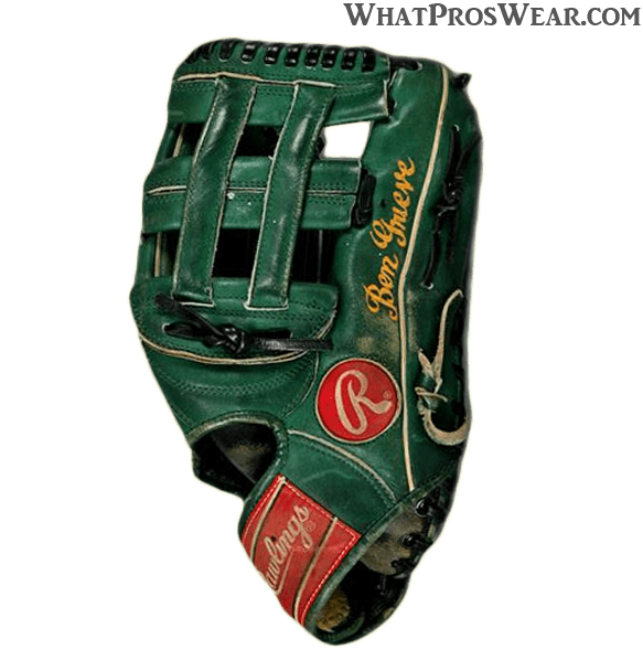 The game's most famous baseball glove, the Wilson A2000, looks better than  ever in the A2000 1786 model with Milwaukee Brewers logo and colors.