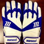 Jose Bautista's Marucci Elite Batting Gloves (Home)