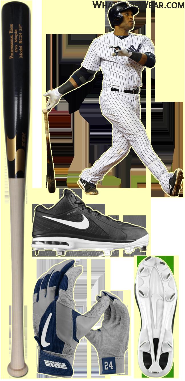 robinson cano bat, robinson cano ssk, robinson cano batting gloves, robinson cano nike cleats, mvp elite 3/4, ssk bat