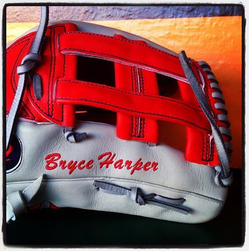bryce harper marucci glove