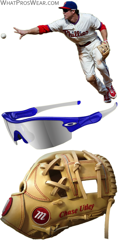 chase utley glove, chase utley marucci, marucci cu26, utley sunglasses, oakley radar, marucci glove