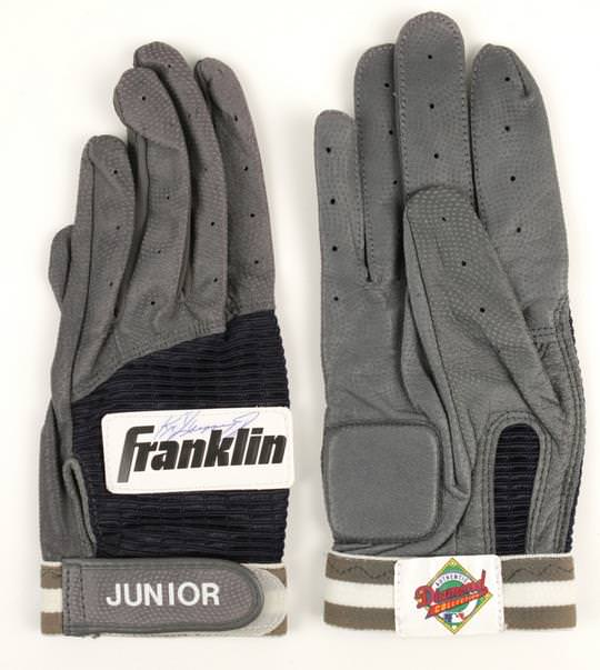 griffey franklin gloves