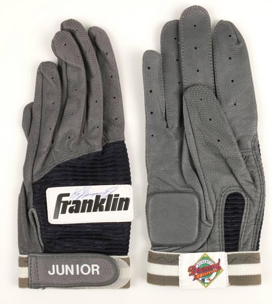griffey franklin gloves