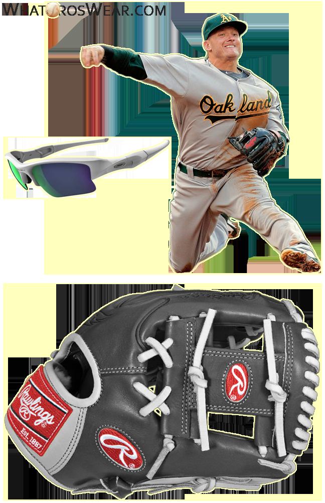 josh donaldson glove model, rawlings prosc171cb, rawlings wingtip, oakley flak jacket