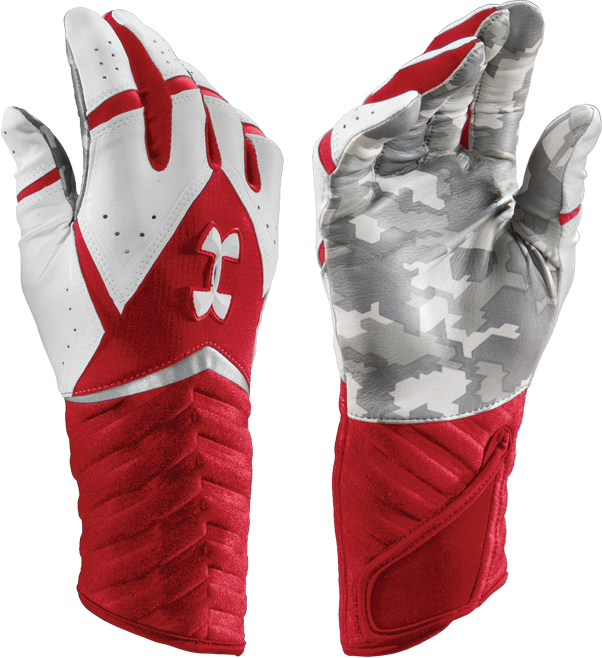 UA Highlight Batting Gloves