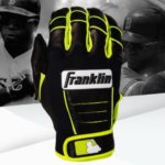 Ortiz' Franklin CFX Pro Batting Gloves