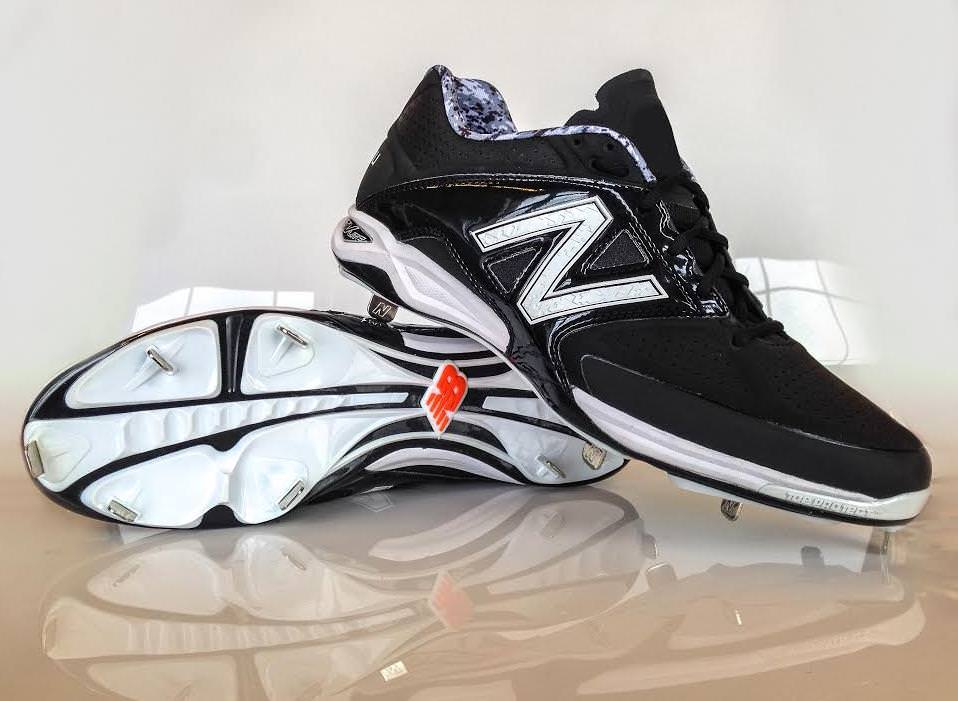 Curtis Granderson's Jackie Robinson Day New Balance 4040v2 Cleats