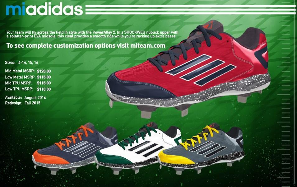 3fd8ea469812d7 What Pros Wear Sneak Peek at adidas Baseball s New Styles for 2015 ...