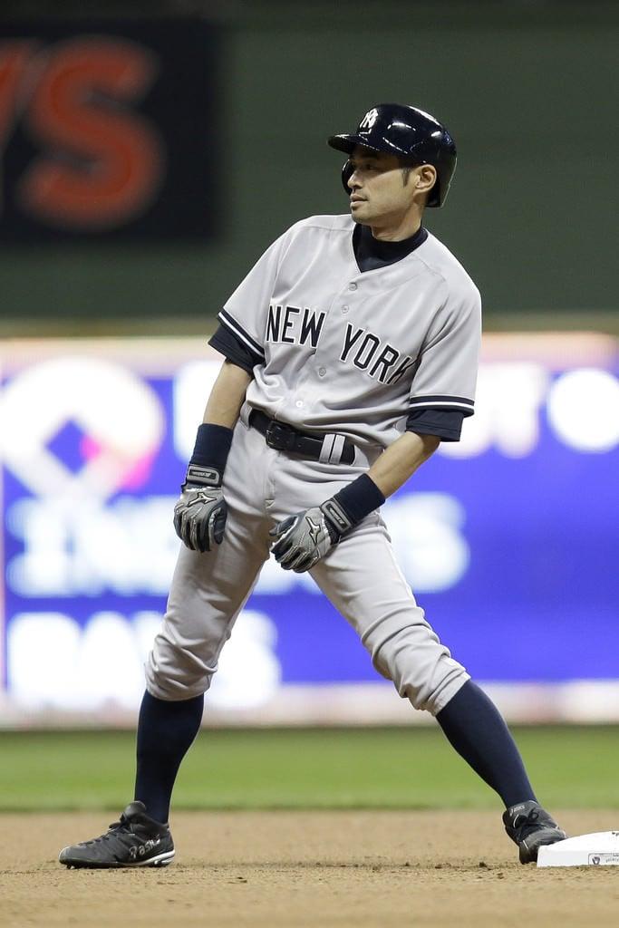 Ichiro+Suzuki+Mizuno+Batting+Gloves