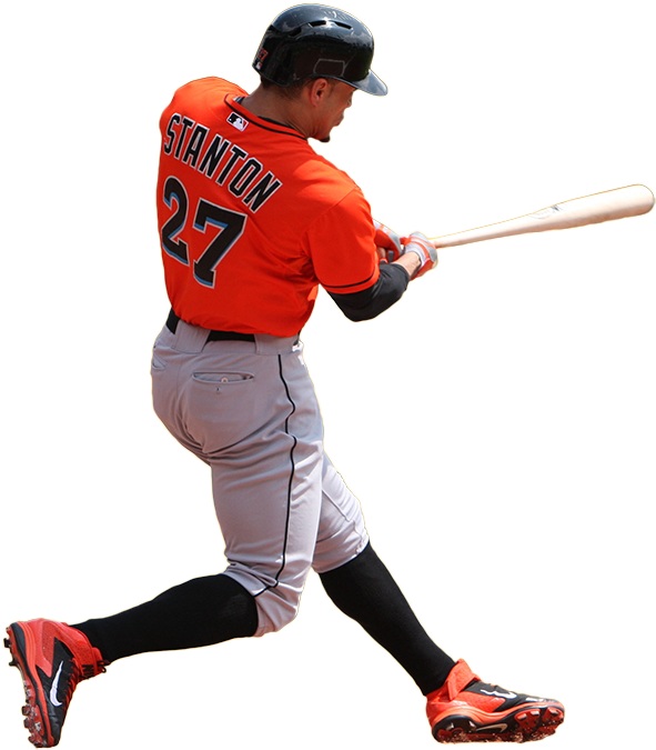 Mike Fiers Stanton Tweet: What Pros Wear Giancarlo Stanton's Profile Updated What