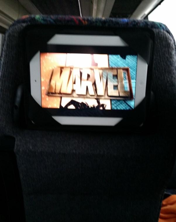 glovebox movie mount