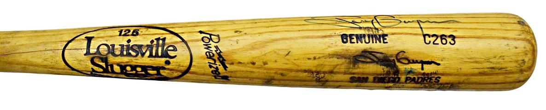 Tony Gwynn's Louisville Slugger C263 Ash
